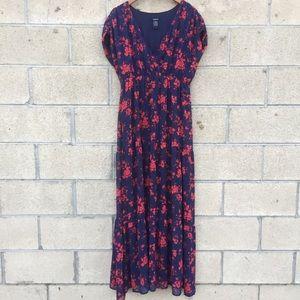 Torrid 1 maxi dress